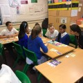 Primary school workshop